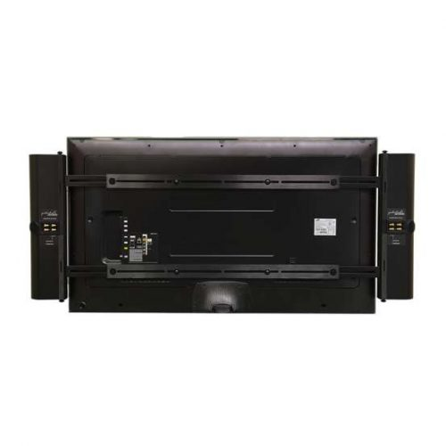 ARTISON - SPEAKERS UNIVERSAL MOUNTING BRACKETS : HARDWARE KIT - TV WIDTH MIN 50.5 MAX 79.5 ART-UMB-55-80